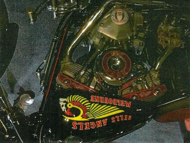 Hells Angels Motorcycle Corporation (Australia) Pty Limited